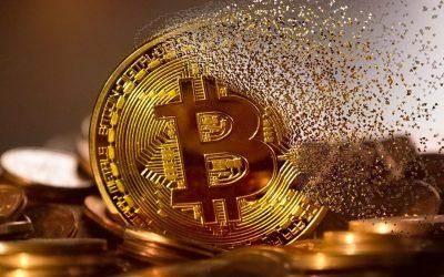 Blockchain Technology Smart Bitcoin Money